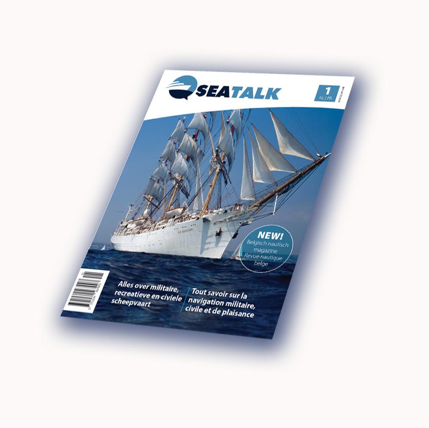 Cover SeaTalk editie 1